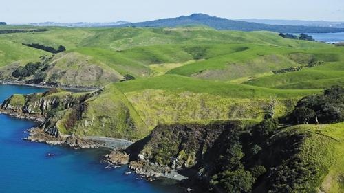 뉴질랜드 와이헤케 섬