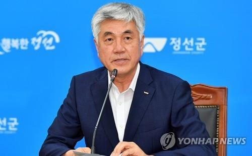 최승준 강원 정선군수