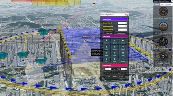 클로버의 '드론 기반 4D 지상관제 플랫폼'