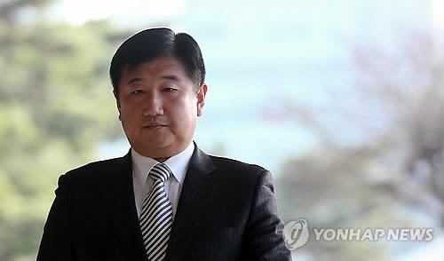 박관천 전 청와대 공직기강비서관실 행정관