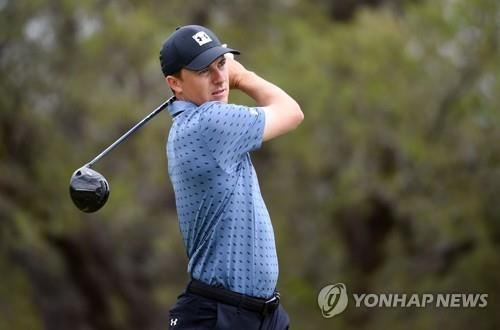'황금 소년의 귀환'스파이, 3 년 9 개월 만에 PGA 투어 우승