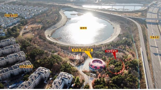 인천 유아숲체험원 사업지