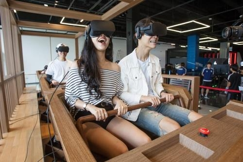 El mayor parque temático urbano de realidad virtual de Corea del Sur abrirá en Incheon