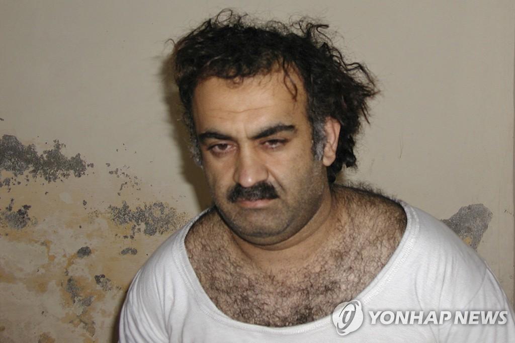 9·11 테러 주범 칼리드 셰이크 모하메드.