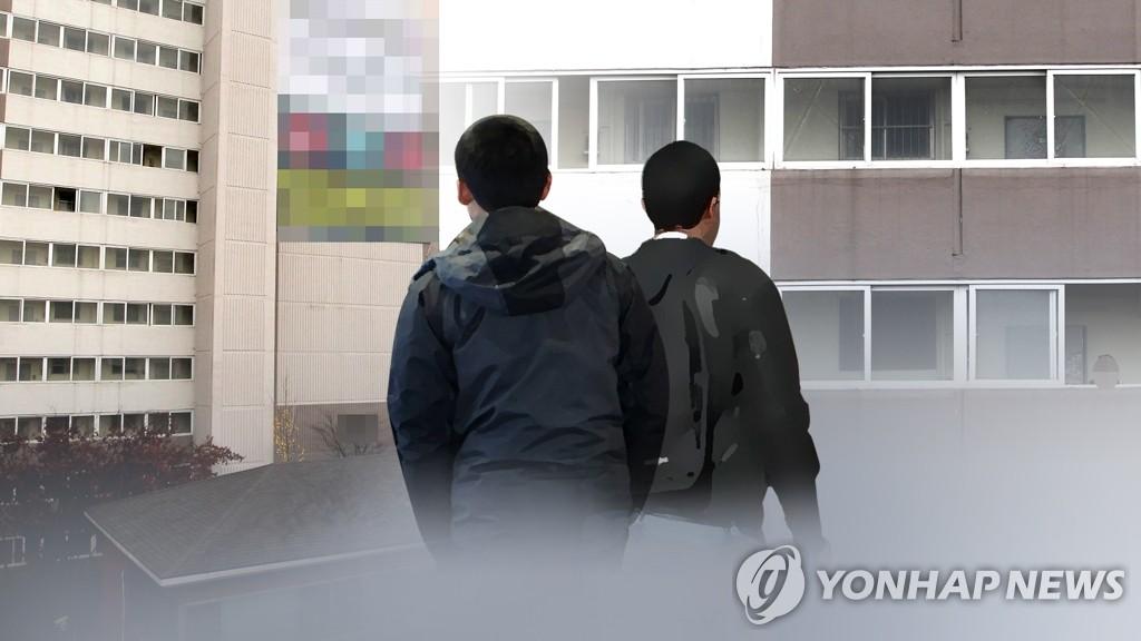 불법 체류 외국인 4년 새 27% 급증(CG)
