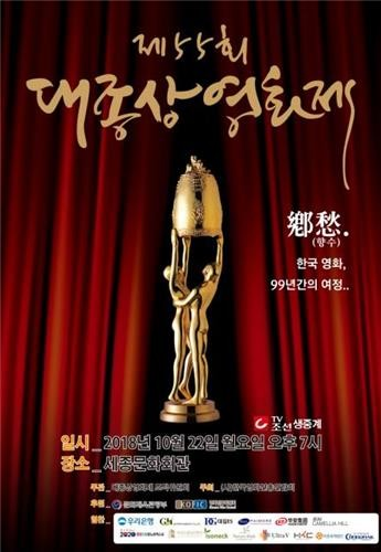 (LEAD) 'Burning' wins best picture at Daejong Film Awards