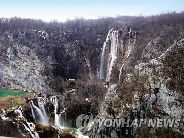 크로아티아 국립공원 플리트비체