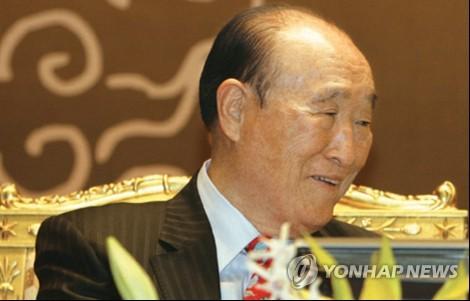 고(故) 문선명 세계평화통일가정연합 총재