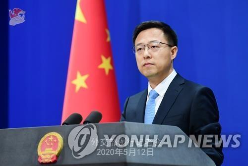 자오리젠(趙立堅) 중국 외교부 대변인