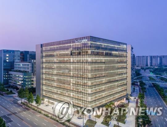 한국타이어앤테크놀로지 본사