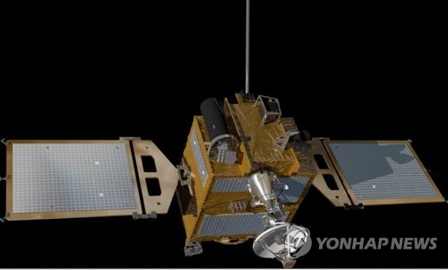 S. Korea's lunar orbiter to conduct 1-year observation mission in 2023