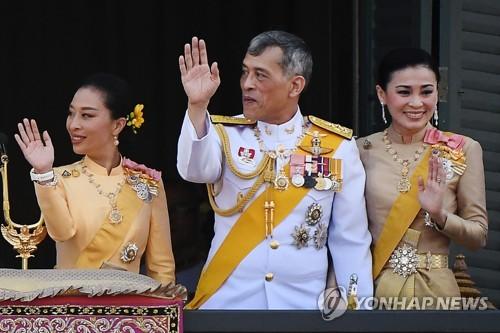 69년만의 태국 국왕 대관식, 365억원 화려한 사흘 일정 마무리