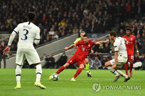 Levandowski's shot