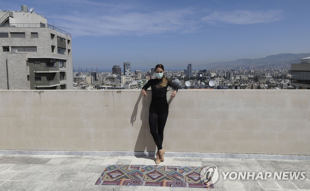 LEBANON-HEALTH-VIRUS-DANCE
