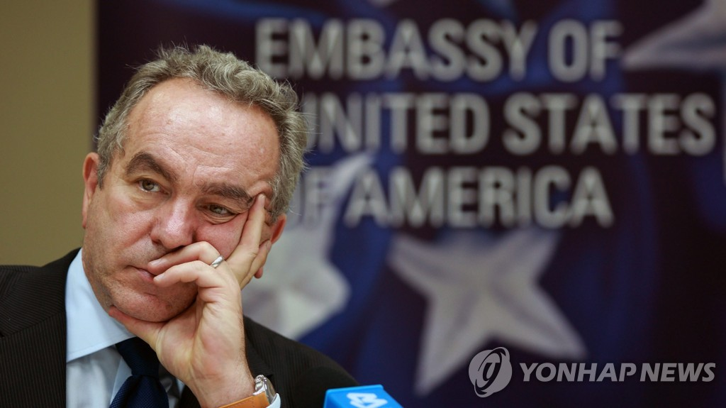 This EPA file photo shows former U.S. Assistant Secretary of State for East Asian and Pacific Affairs Kurt Campbell. (Yonhap)
