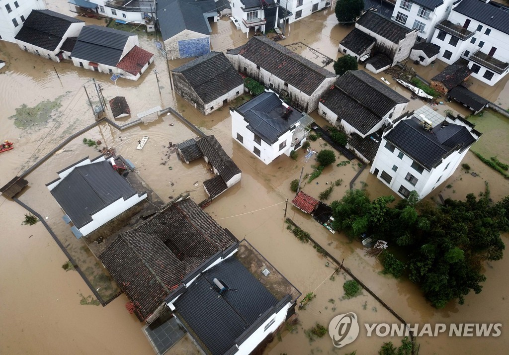 #CHINA-ANHUI-HUANGSHAN-FLOOD (CN)