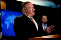(3rd LD) Trump wants another N.K. summit only if progress is likely: Pompeo