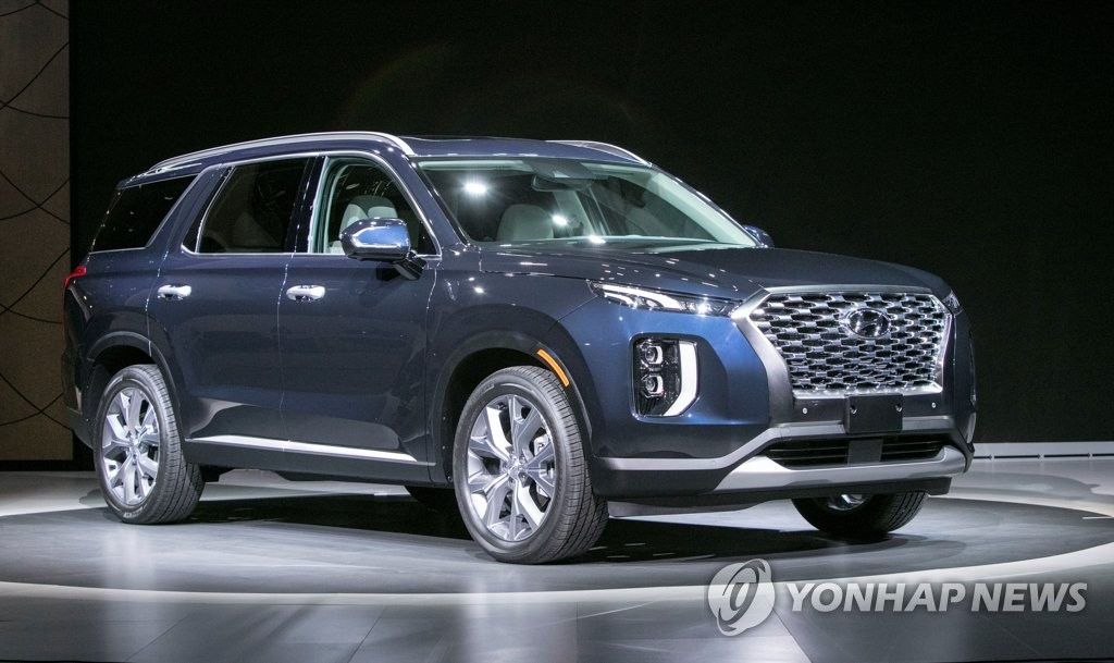 (LEAD) Hyundai Motor Q1 net jumps 30 pct on rising SUV demand