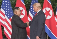 (News Focus) Breakthrough in Kim-Trump summit likely to provide much-needed momentum for inter-Korean relations