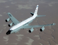 U.S. again deploys reconnaissance plane above Korean Peninsula