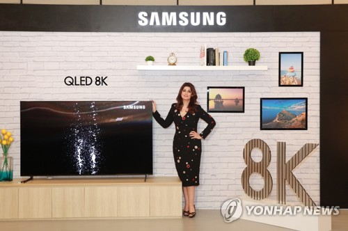 Samsung sells 8,000 units of QLED 8K TVs since launch