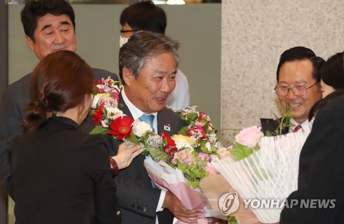 Seoul's new IOC member determined to forge ahead with joint Korean Olympic bid