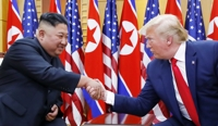 Trump-Kim handshake at DMZ likely to boost top-down approach to N.K. denuclearization