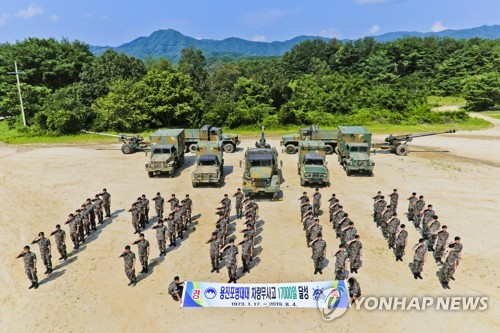 Army unit celebrates 46 years of no vehicle accidents