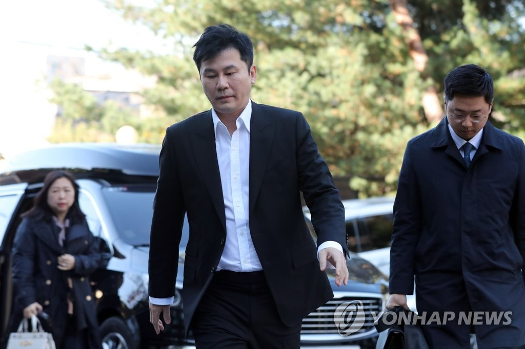 Former YG chief to face police probe