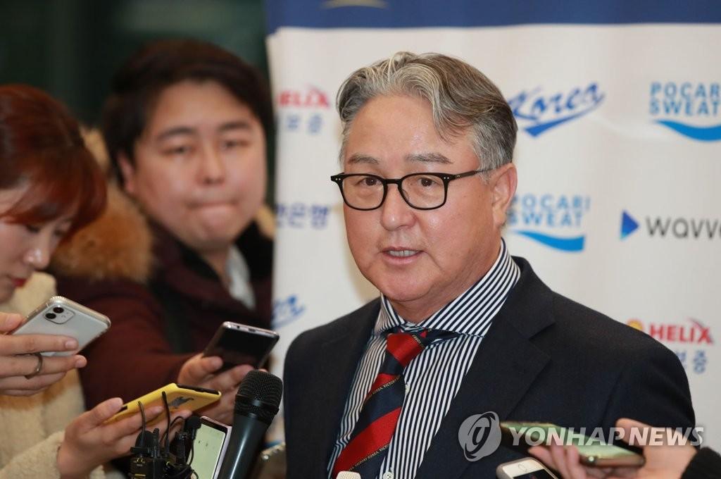 김경문 야구대표팀 감독