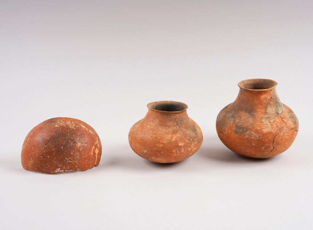 Lacquer found on Neolithic era-earthenware