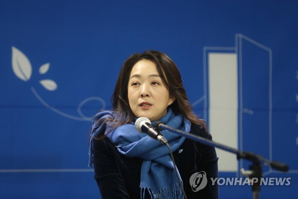 더불어민주당 '총선 영입인재 1호'인 최혜영 강동대 교수[연합뉴스 자료사진]