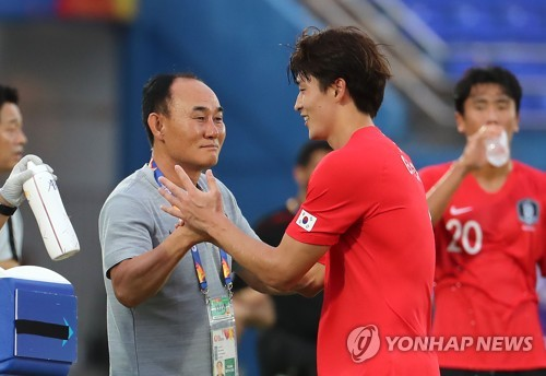 Coach's gambit takes S. Korea closer to Olympic men's football tournament