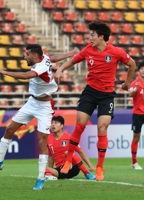 S. Korea defeat Jordan to move closer to Olympic men's football berth