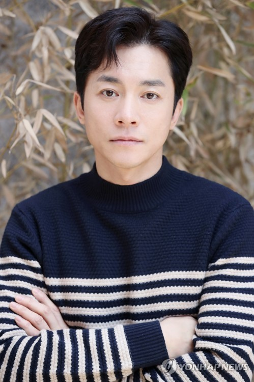 Actor Kim Young-min