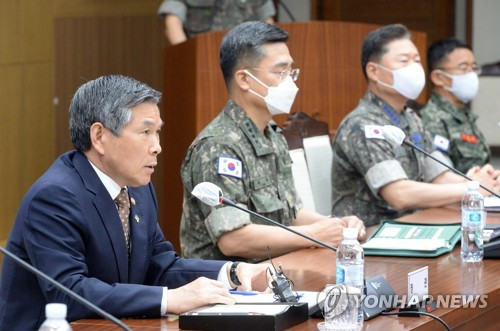 S. Korea vows to fully implement inter-Korean military deal despite N.K. threats