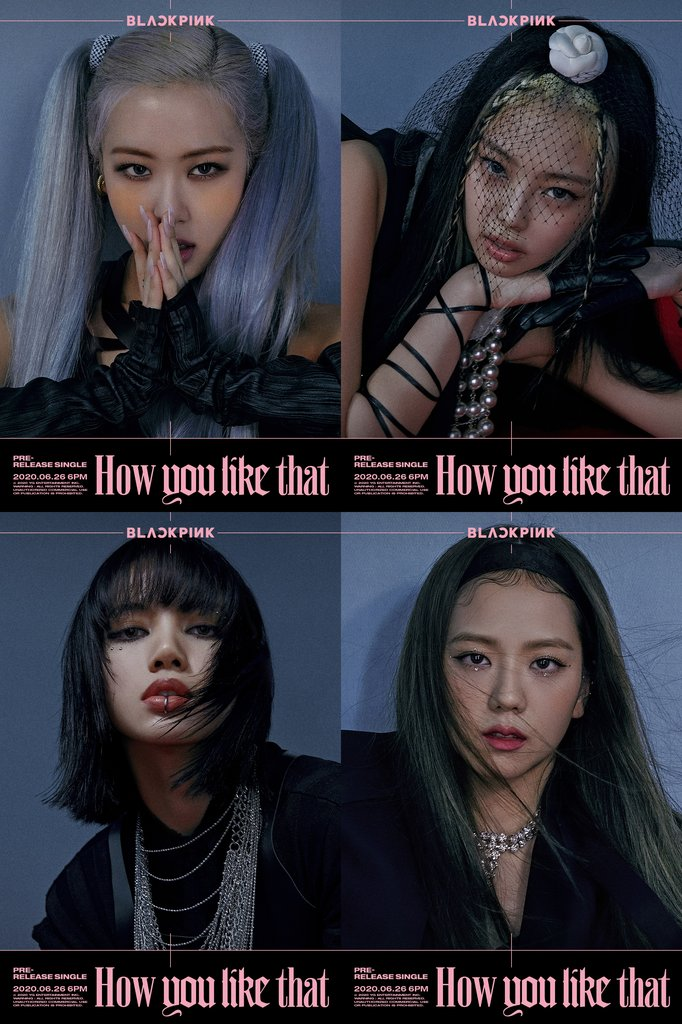 «How You Like That» de Blackpink atteint les 100 millions de vues sur YouTube en un temps record