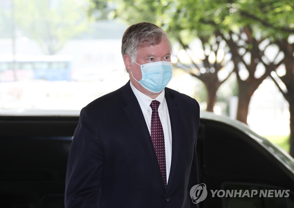 U.S. point man for N. Korea in Seoul