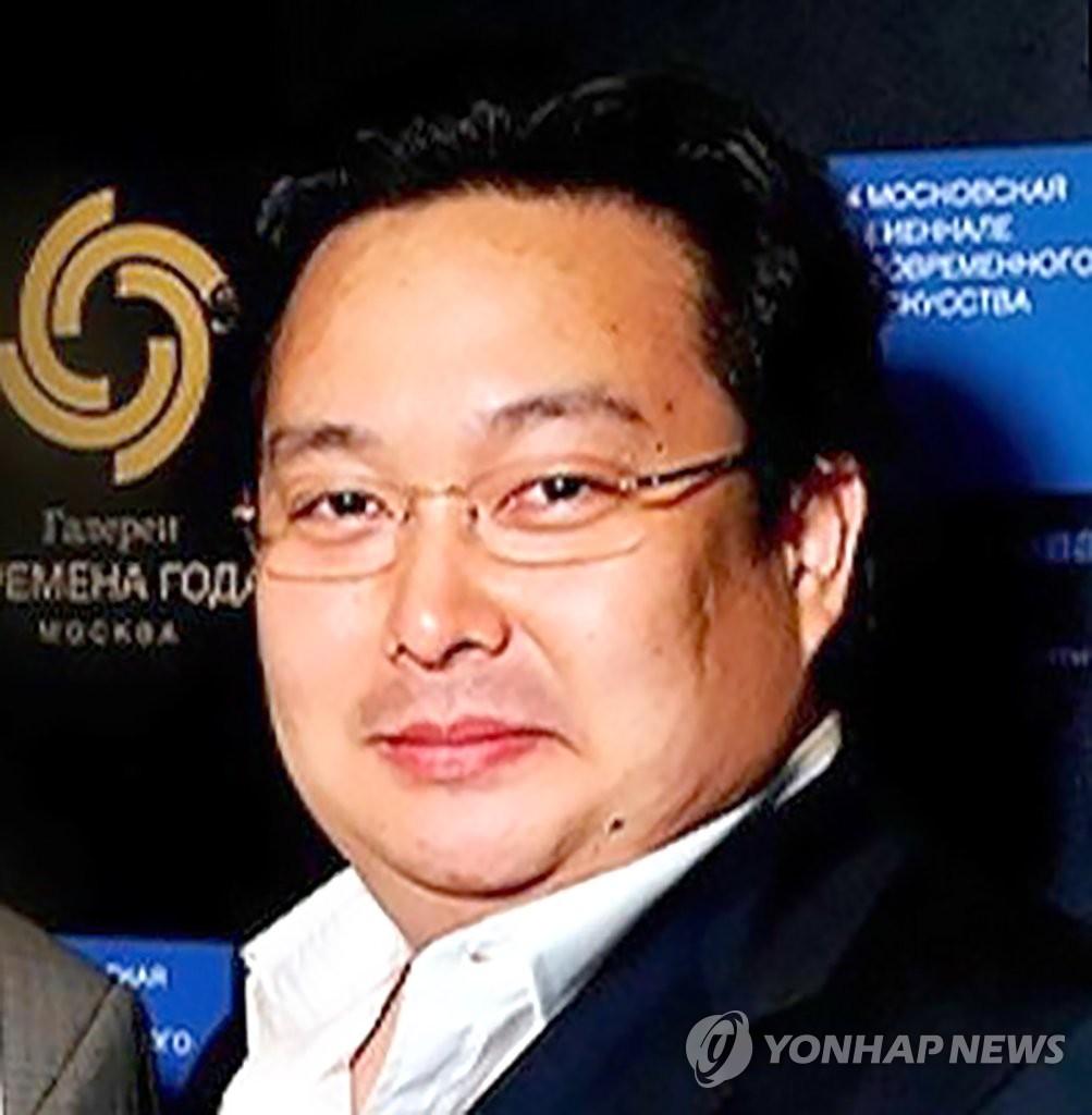 유병언 전 세모그룹 회장(2014년 사망)의 차남 유혁기(49)씨. [연합뉴스 자료사진]