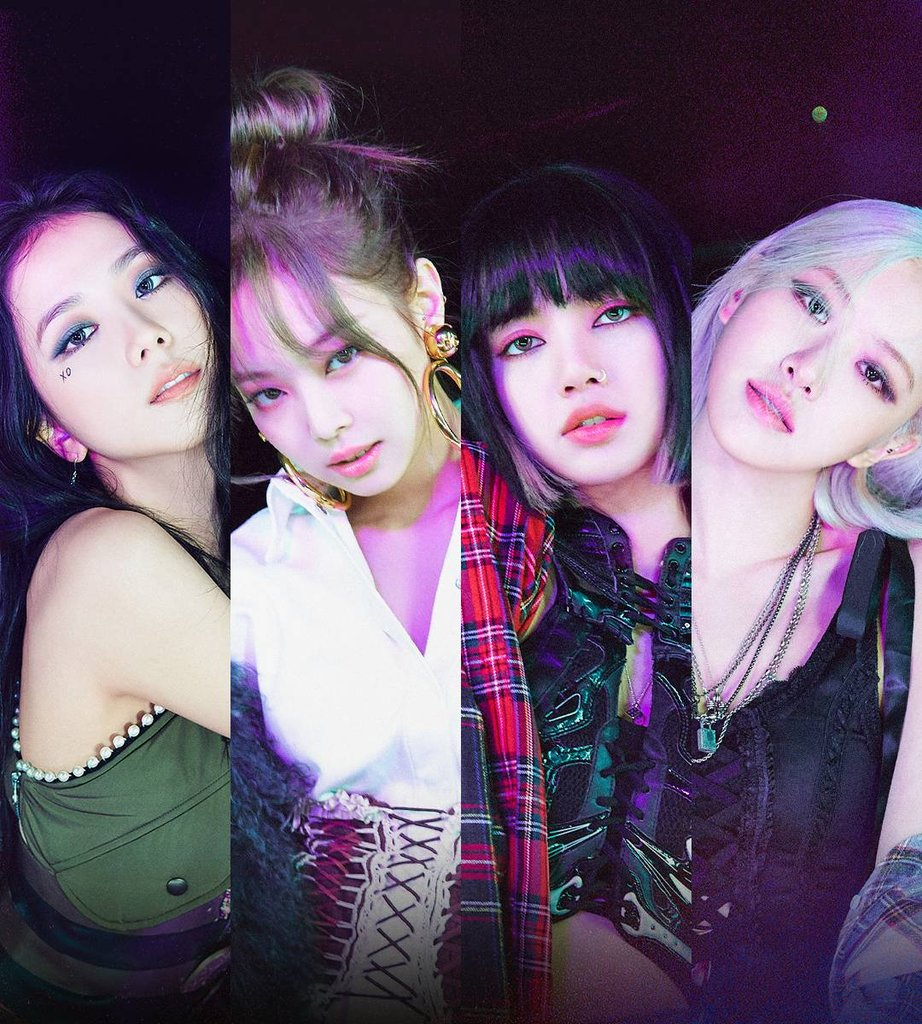 This image, provided by YG Entertainment, shows members of K-pop quartet BLACKPINK. (PHOTO NOT FOR SALE) (Yonhap)