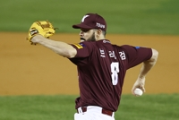 (LEAD) KBO club Heroes reacquire pitcher Jake Brigham