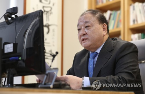 "(LEAD) Seoul's new envoy to Tokyo committed to ""political"" solution to historical conflicts"