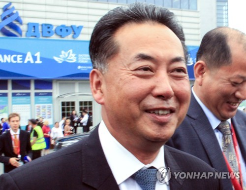 New N. Korean envoy in Beijing
