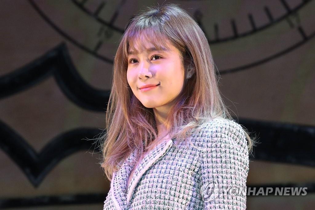 뮤지컬 배우 옥주현
