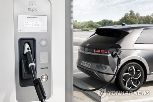 Hyundai to open E-pit charging stations