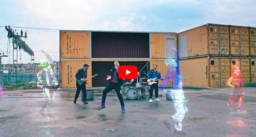 Ambiguous Dance Company on Coldplay's MV