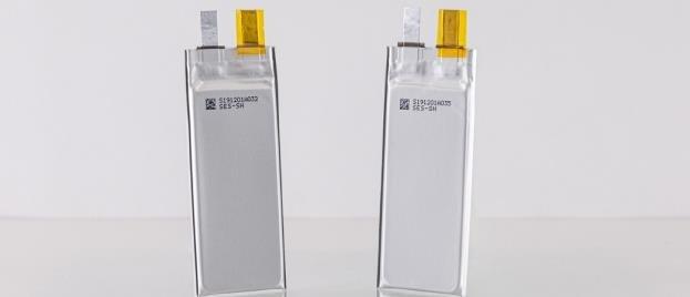 솔리드에너지시스템에서 개발한 리튬메탈 배터리 시제품